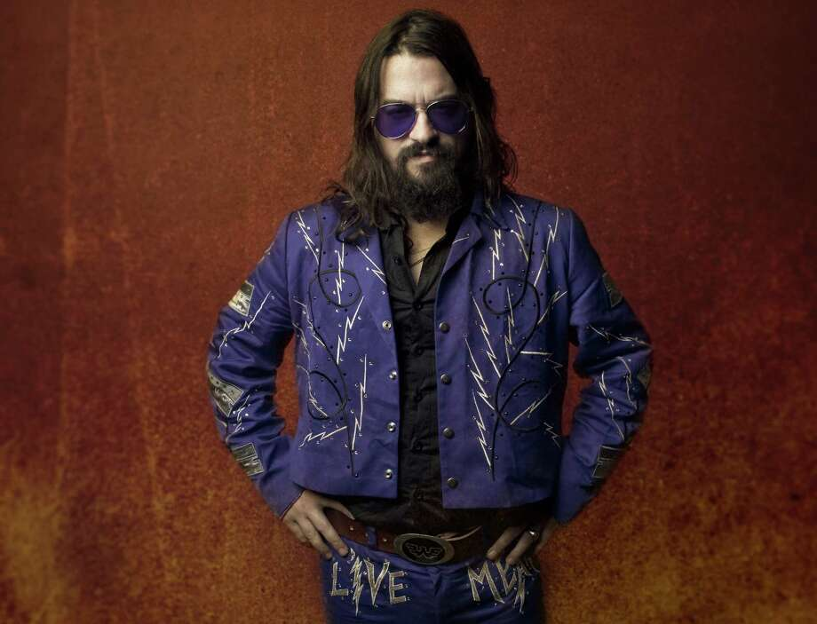 Shooter Jennings will perform Sunday at Sam's Burger Joint. Photo: Courtesy Photo