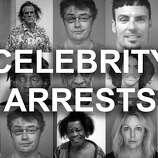 Take a look at celebrities who have had run-ins with the law (and have mugshots to prove it.)