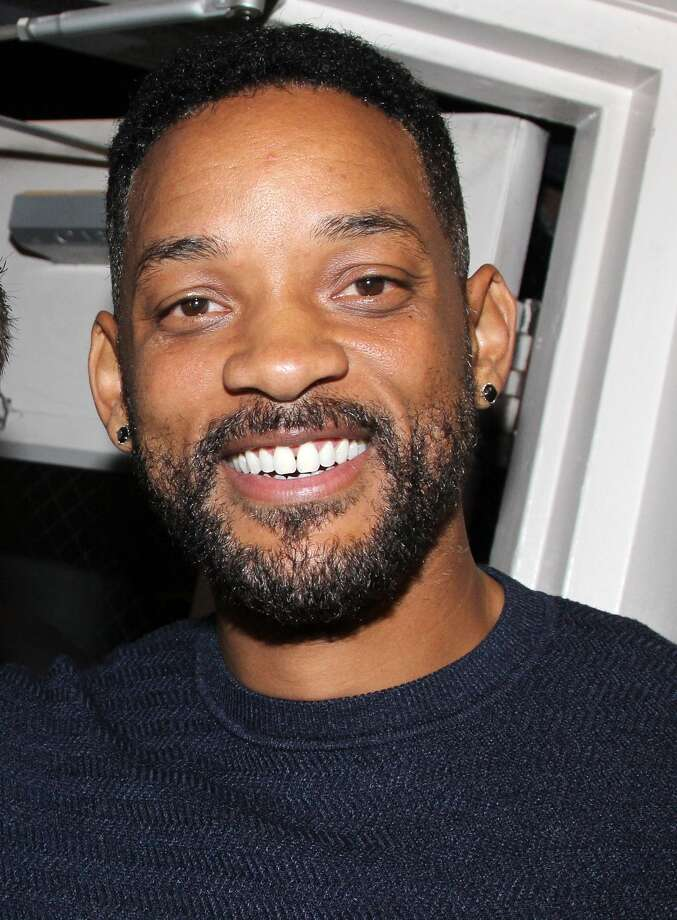 Actor Will Smith, 2014