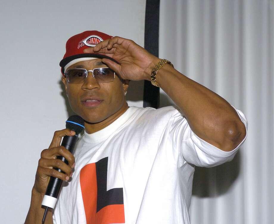 Rapper LL Cool J, 1991