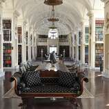 One of the oldest independent libraries in the nation, the Boston Athenæum was founded in 1807. Its present home, opened in 1849, is a National Historic Landmark.