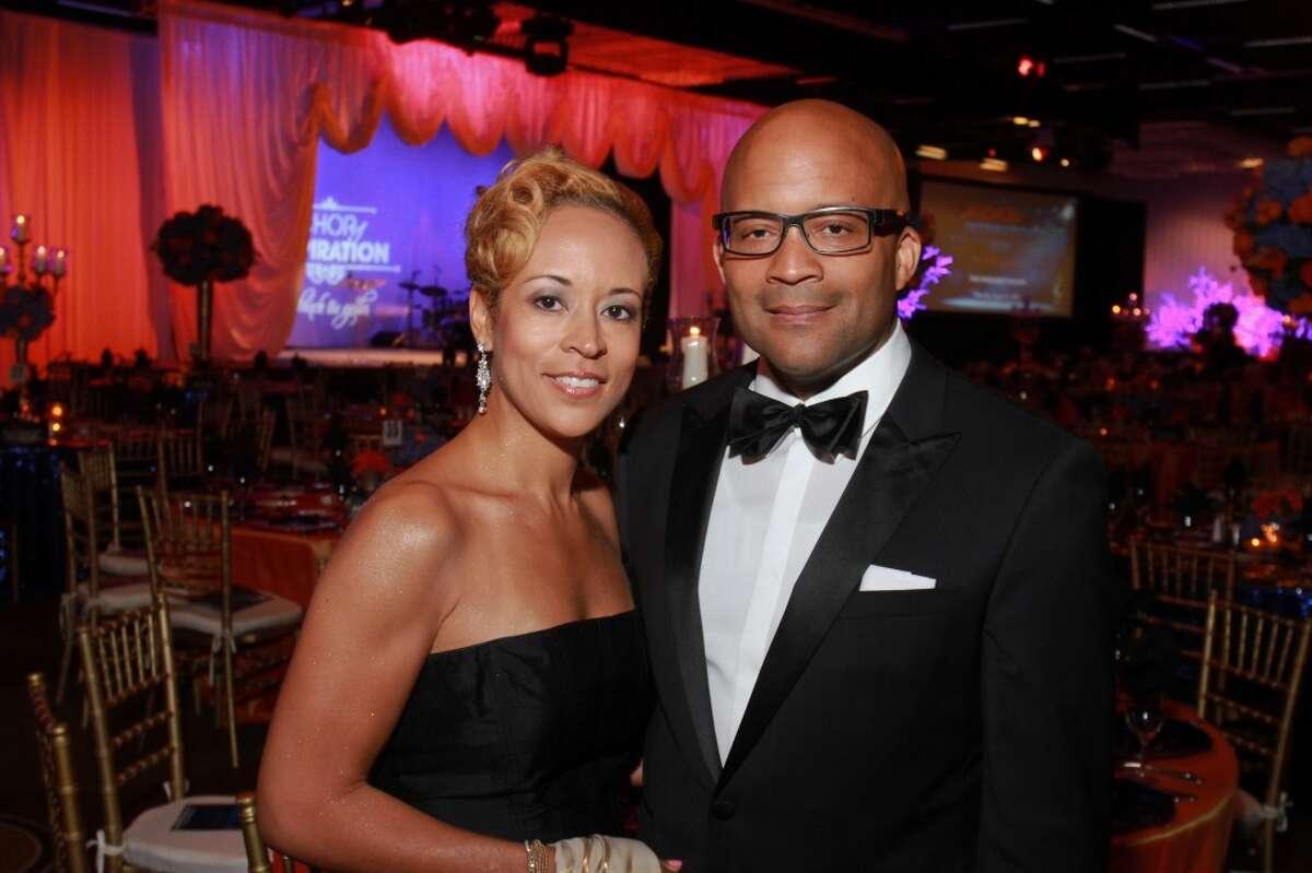 Dawnia and Darryl Willis