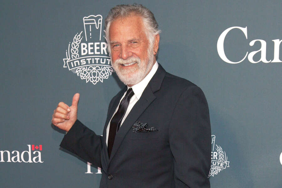 "Wurzbach Ice House got a shoutout from the ""Most Interesting Man in the World,"" the debonair character from the popular Dos Equis commercials. Photo: Teresa Kroeger, Getty Images / 2014 Teresa Kroeger"