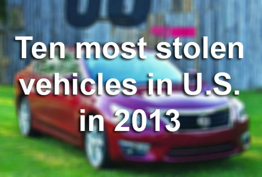 The National Insurance Crime Bureau has listed the most stolen vehicles in country and state for 2013, and the results are surprising. Click through the slideshow to see the 10 most stolen vehicles in the U.S. in 2013.
