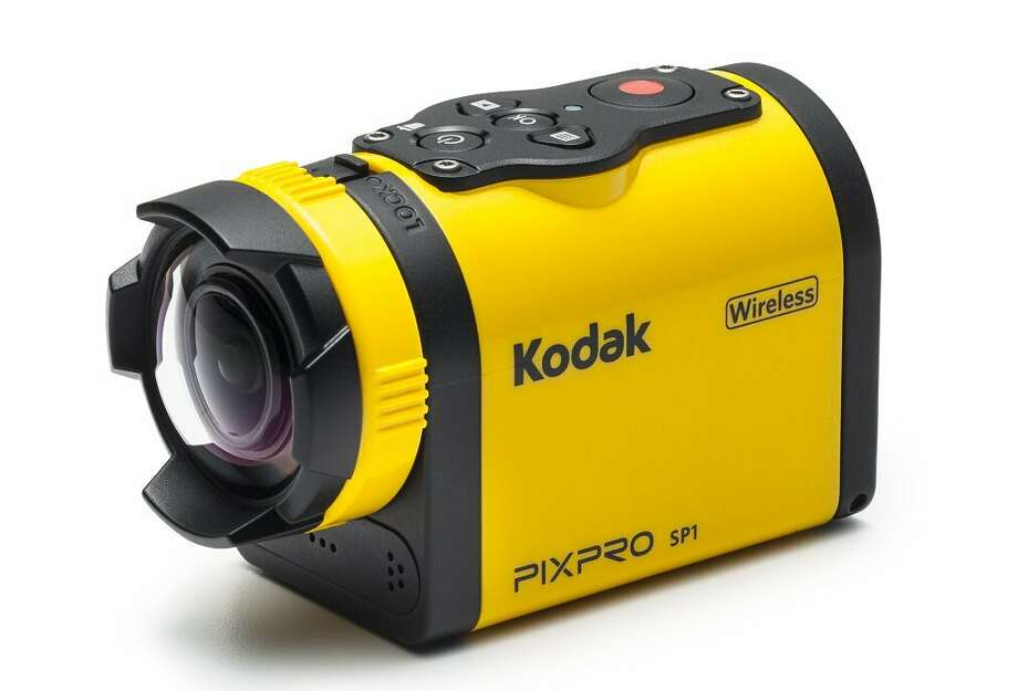 Kodak PixPro SP1 Digital Action Cam Photo: Kodak / ONLINE_YES