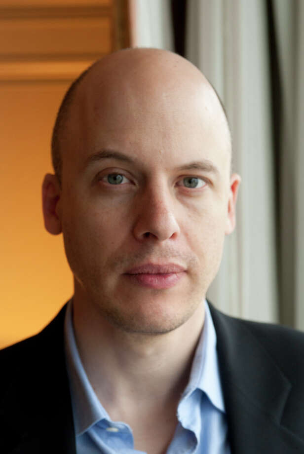 Lev Grossman Photo: Mathieu Bourgois / Mathieu Bourgois  2011
