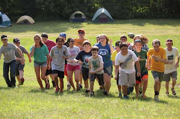 Fifteen youths came together during the Battenkill Conservancy?s Outdoor Adventure Trip this month to spend four days learning about the watershed environment. The program used Battenkill Valley Outdoors in Cambridge as its home base.(Cliff Oliver)