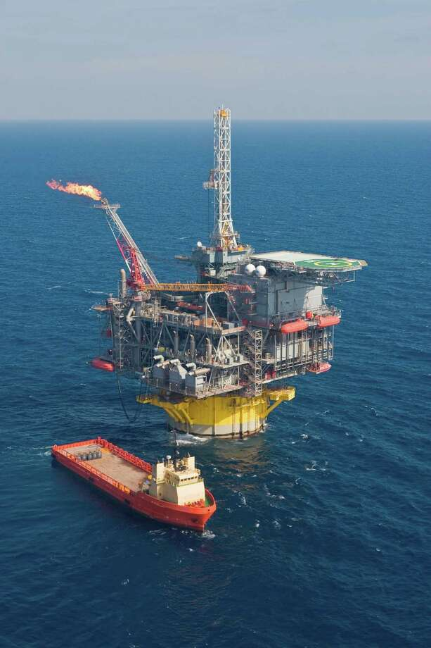 Shell Oil. Co. bid for a lease near its Perdido development in the Gulf of Mexico, offering $1.75 million. Photo: Melissa Phillip, Staff / Houston Chronicle