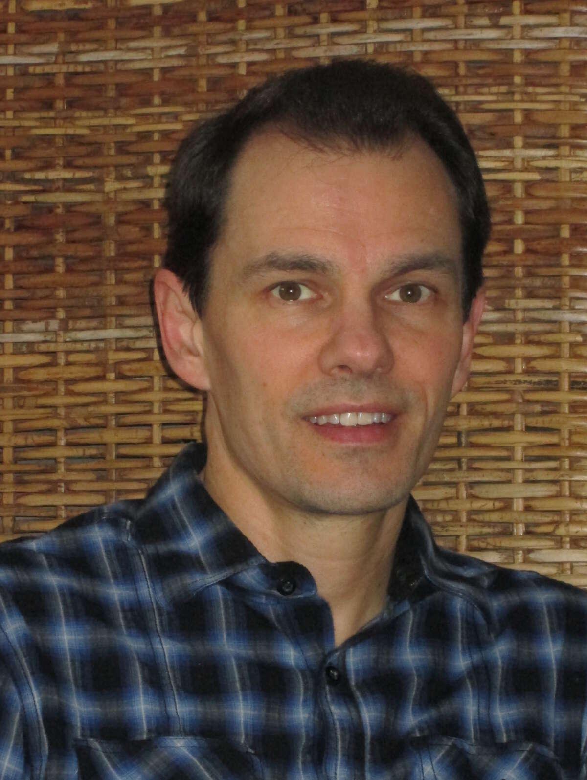 Wayne Harrison, author of