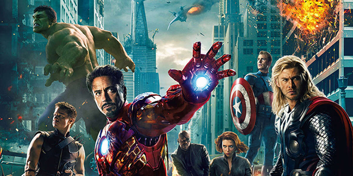 The Avengers IMDB rating: 8.2 out of 10 Rotten Tomatoes average audience rating: 4.5 out of 5