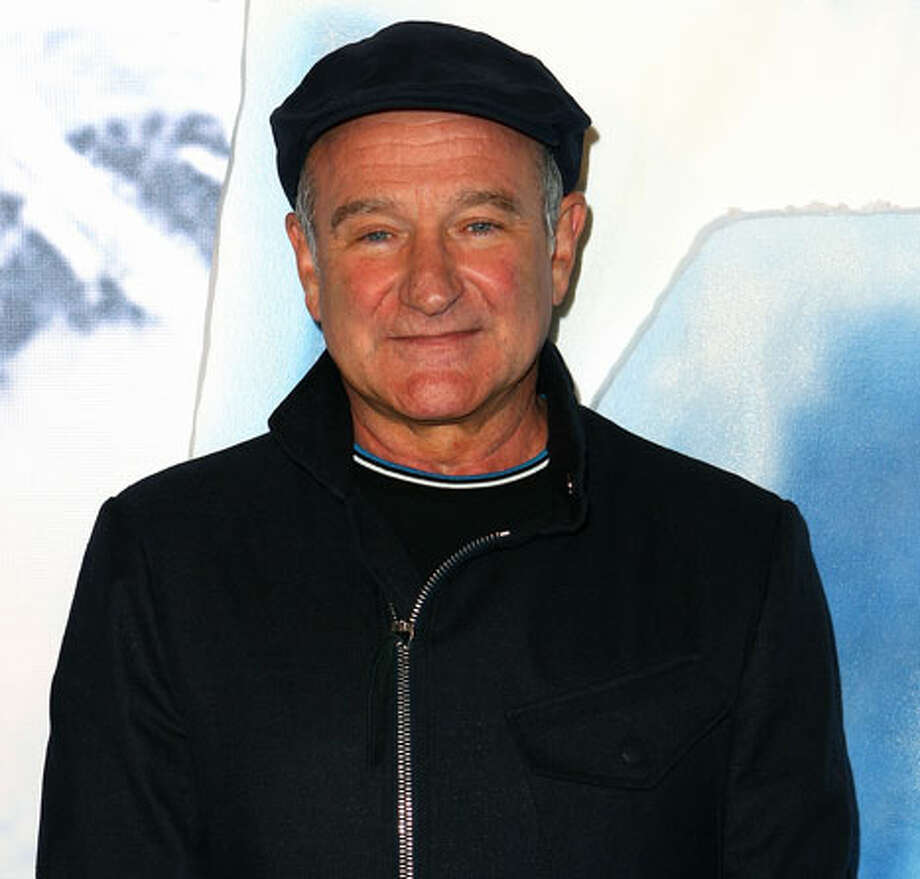 Keep clicking to remember Robin Williams with a collection of some of his best jokes.