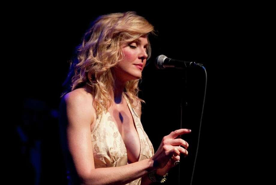 "Storm Large got her first exposure on the national stage with the TV show, ""Rock Star: Supernova,"" in '06. Photo: Oregon Music News / Oregon Music News / ONLINE_YES"