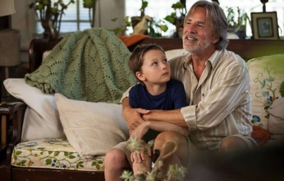 "Don Johnson plays the aging dad of the central character -- a workaholic  environmental lawyer whose family is falling part --  in ""Alex in Venice."" Photo: Electric City Entertainment / ONLINE_YES"