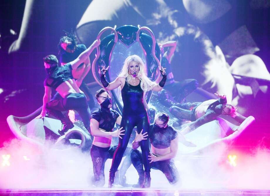 No. 10: Britney Spears  2013 data from Euromonitor International Photo: Denise Truscello/BSLV