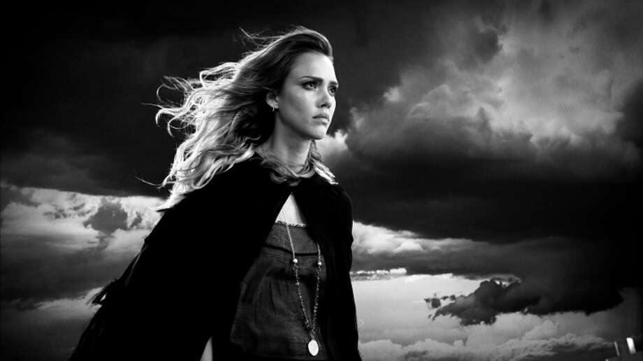 Jessica Alba is Nancy. Photo: Dimension Films