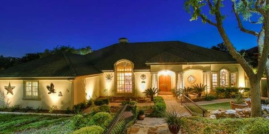 "23 Carriage Hills San Antonio, TXBedrooms: 3Full Baths: 4, 1 partialNeighborhood: The Dominion5,087 sqft""Updated Dominion home with a spectacular entrance setting on a fenced corner lot."""