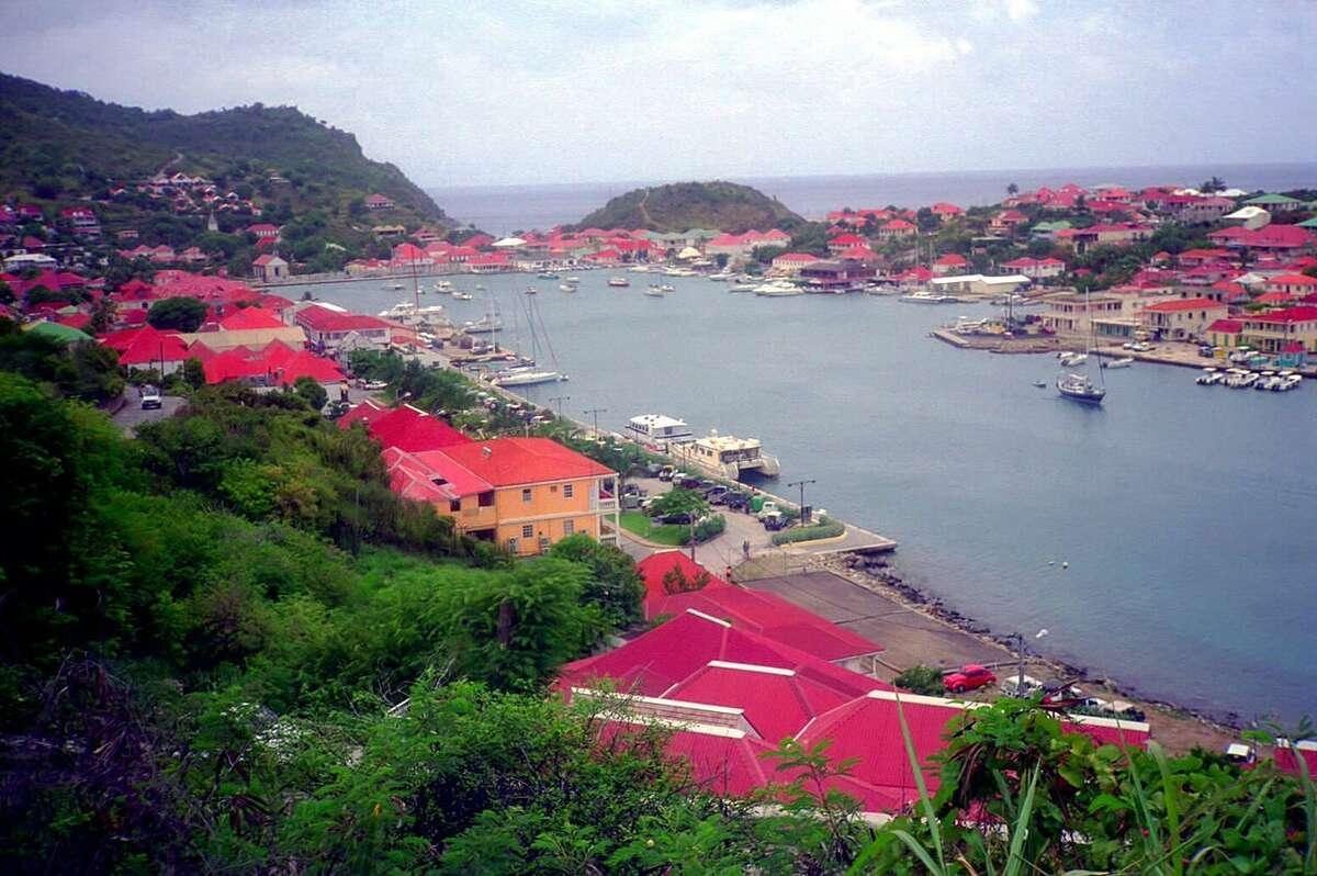Steve Martin's beautiful island paradise in St. Barts.