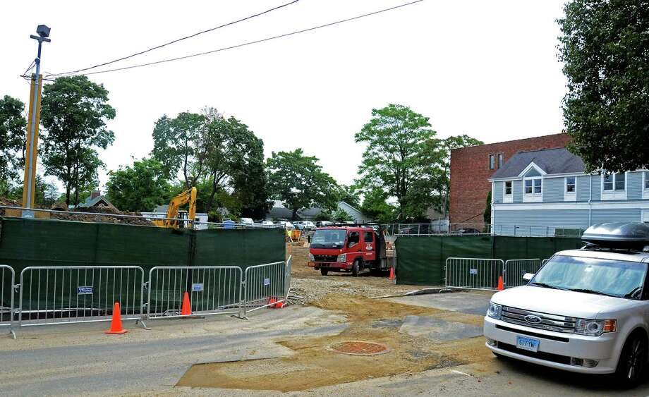 A soon-to-be built, three-story development on Forest Street might have the New Canaan, Conn., post office as one of its tenants, First Selectman Robert Mallozzi said Thursday, Aug. 21, 2014. The post office has been operating under a temporary lease at 90 Main St. since January, when it left its decades-old location on Pine Street. Photo: Nelson Oliveira / New Canaan News