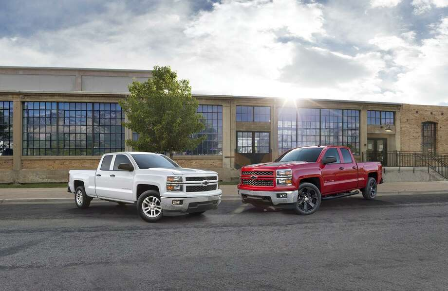 The 2015 Chevy Silverado Photo: Newspress USA