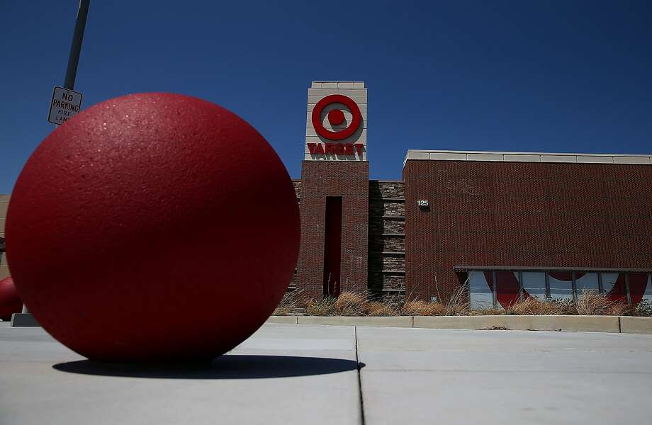 Suburban Target stores like this one in San Rafael are frequently bigger than their San Francisco counterparts. Photo: Justin Sullivan, Getty Images