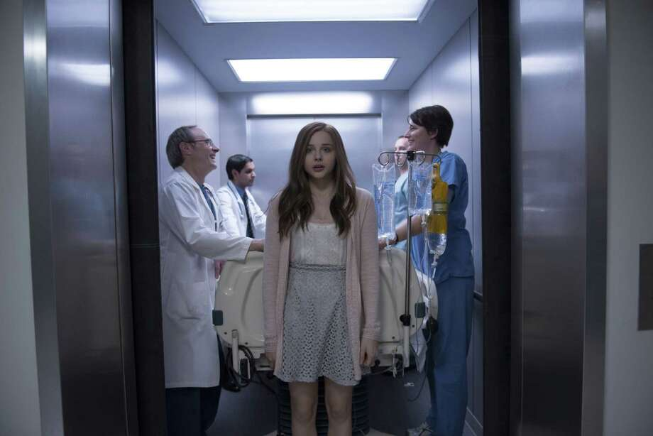"Photo Credit: Doane Gregory / Warner Bros pictures Caption: CHLOE GRACE MORETZ as Mia Hall in New Line Cinema's and Metro-Goldwyn-Mayer Pictures' drama ""IF I STAY,"" a Warner Bros. Pictures release. Photo: Doane Gregory / (c) 2014 Warner Bros. Entertainment Inc. and Metro-Goldwin-Mayer Picture inc."