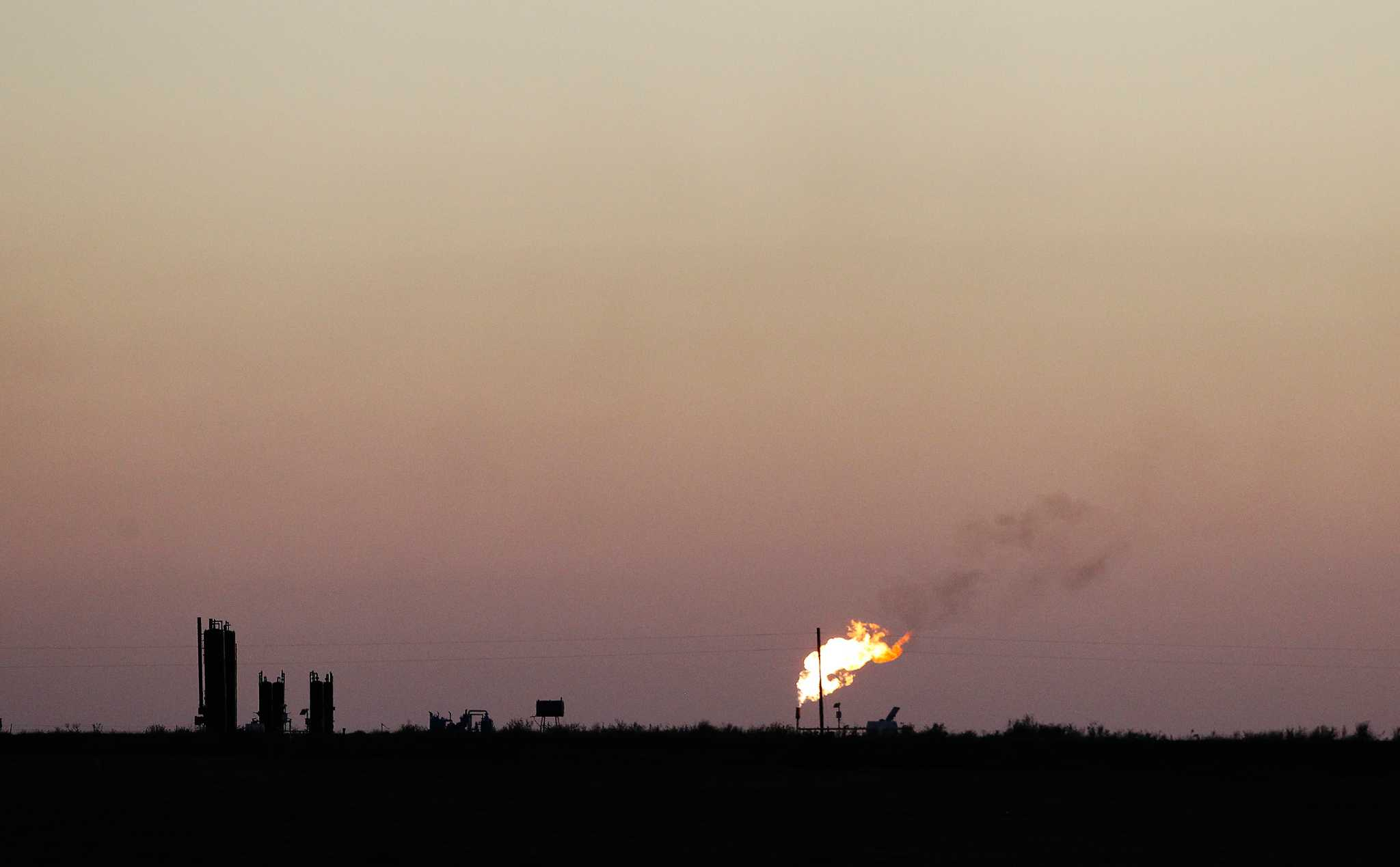 San Antonio Gas Prices >> Up in Flames, Day 1: Flares in Eagle Ford Shale wasting ...
