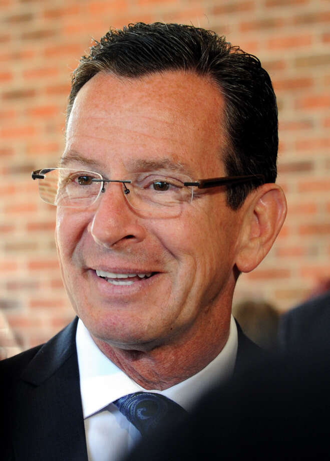 Governor Dannel P. Malloy Photo: Cathy Zuraw / Connecticut Post