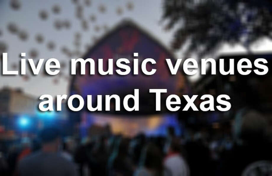 "Billboard Magazine named three Texas venues in its list of ""25 Most Popular Music Clubs in the U.S."" Click through the gallery to see other popular music clubs in Texas."