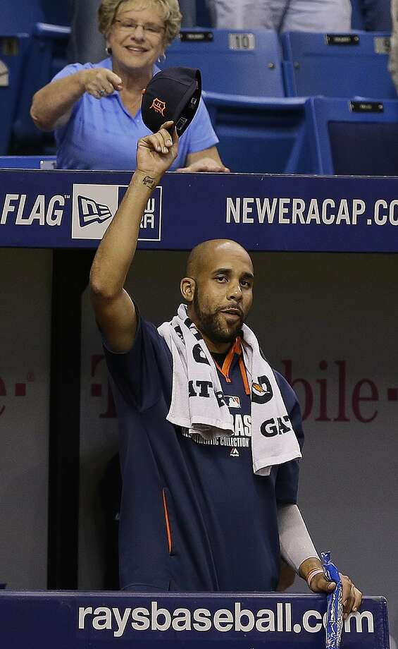 David Price pitched well in his return to Florida. Photo: Chris O'Meara, Associated Press