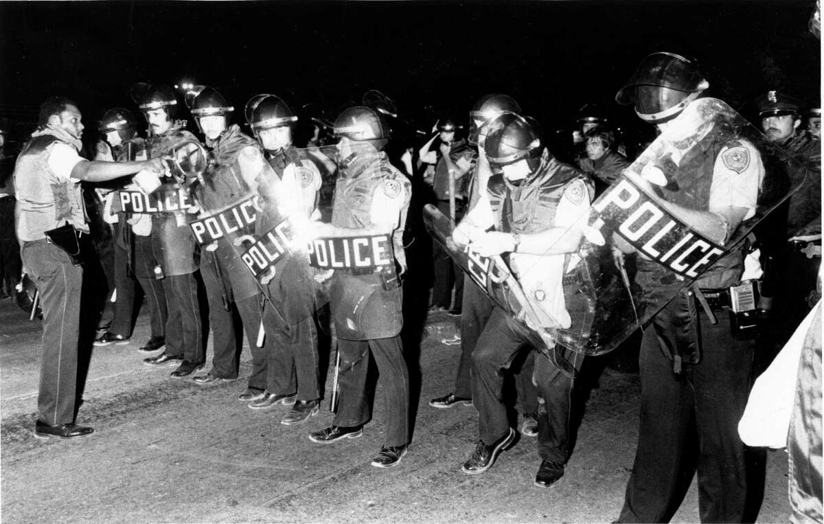 Joe Campos Torres and Houston's Moody Park riots Forty years ago Torres was killed by police in an incident that sparked massive riots across Houston.Keep going for a look back at the clash.