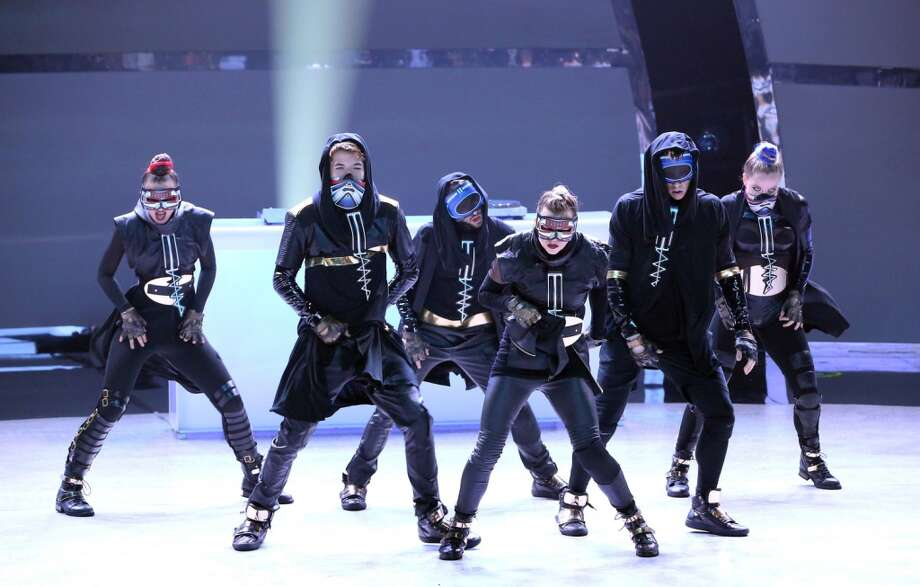 "SO YOU THINK YOU CAN DANCE: The top 6 contestants perform a group dance routine to ""Hide (Tropkillaz Remix)"" choreographed by Nick DeMoura on SO YOU THINK YOU CAN DANCE airing Wednesday, August 20 (8:00-10:00 PM ET/PT) on FOX. ©2014 FOX Broadcasting Co. Cr: Mike Yarish"