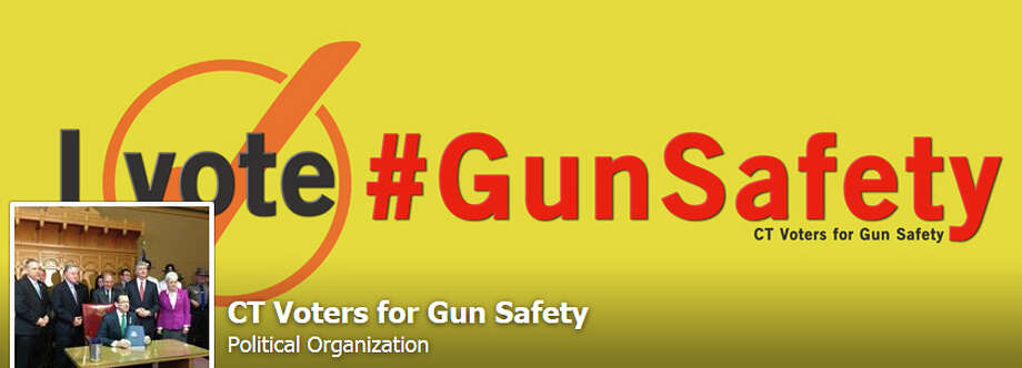 CT Voters for Gun Safety facebook page Photo: Contributed Photo / Connecticut Post Contributed