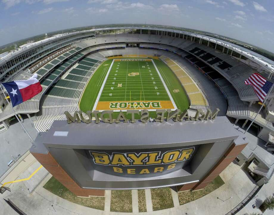 Baylor will play its first game at $260 million McLane Stadium on Aug. 31 against SMU. Construction is almost complete. Photo: William Luther / San Antonio Express-News / © 2014 San Antonio Express-News