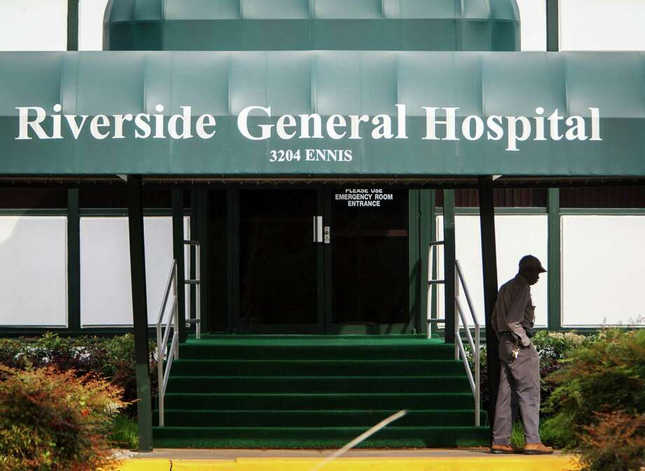 Riverside General Hospital opened in 1927 in the Third Ward to serve black patients, and was known as Houston Negro Hospital until being renamed in 1961. Photo: Michael Paulsen, Staff / © 2012 Houston Chronicle