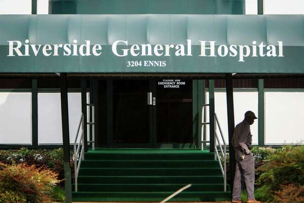 Riverside General Hospital opened in 1927 in the Third Ward to serve black patients, and was known as Houston Negro Hospital until being renamed in 1961.