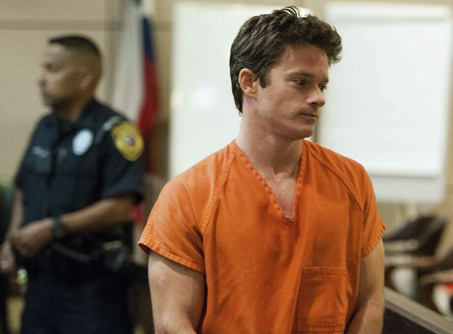 Matthew Alexander is accused of torching the home and car of a former employer in West Monroe, Louisiana, on Aug. 7. Photo: Darren Abate / For The San Antonio Express-News