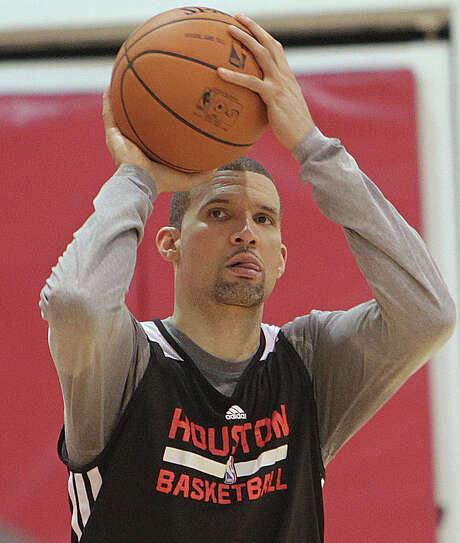 Francisco Garcia averaged 5.7 points last season. Photo: James Nielsen, Staff / © 2014  Houston Chronicle
