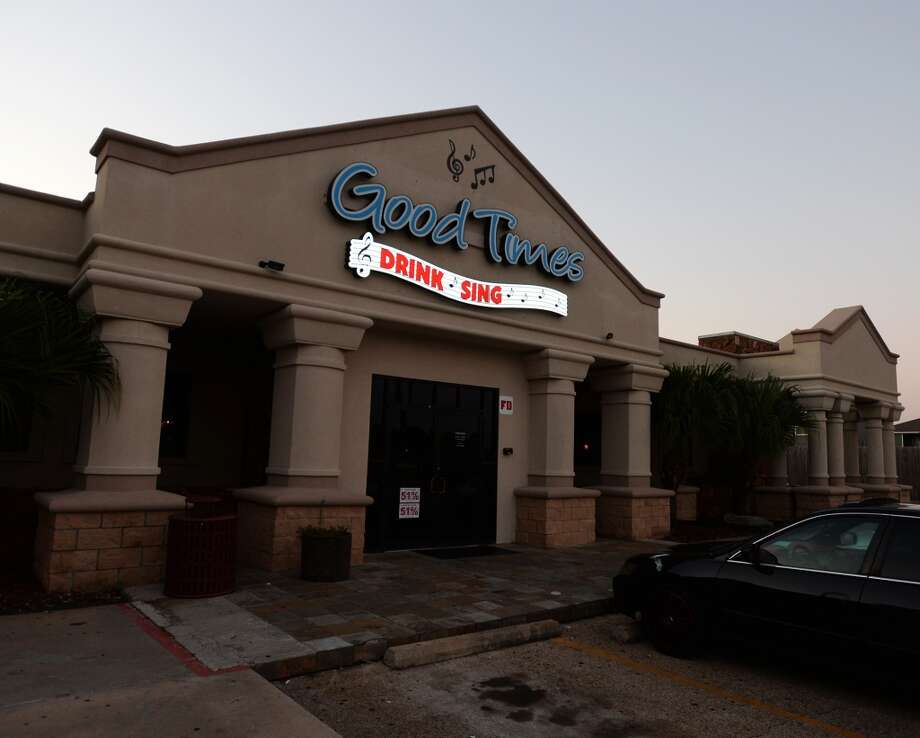 Pictured is the facade of Good Times Bar and Grill. After a period of renovation, Good Times is now the Good Times Bar and Grill. The Port Arthur bar is the Cat5 Bar of the Week for August 21, 2014. Photo taken Tuesday 8/12/14 Jake Daniels/@JakeD_in_SETX
