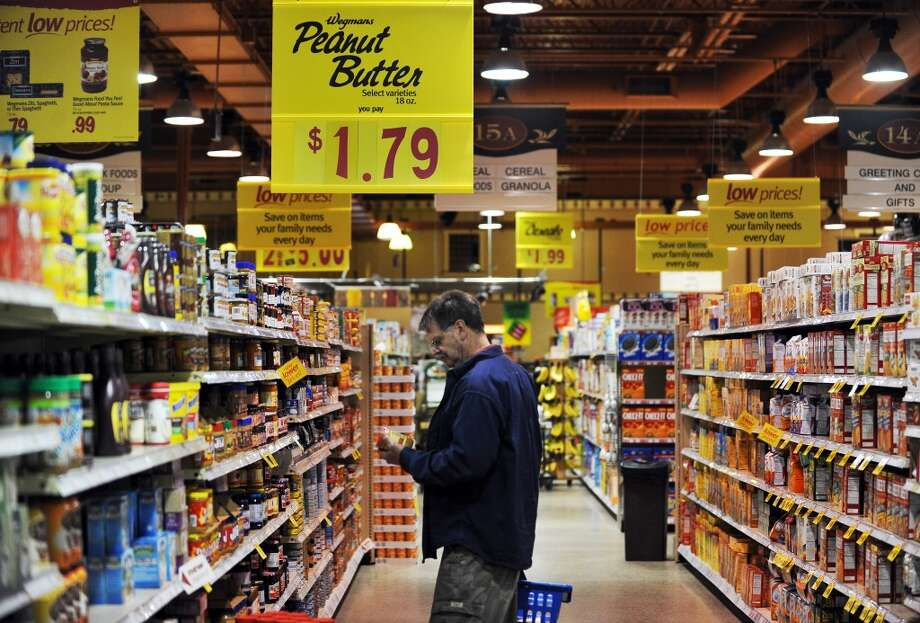 "12. Wegmans Rating: 4.1 out of 5 | Location: Rochester, New York""The company has good values and goals and does a good job of living by them."" -- Wegmans meat customer service Photo: JEWEL SAMAD, AFP/Getty Images"
