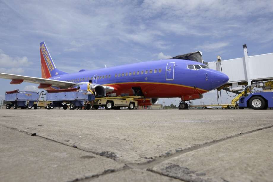 "6. Southwest AirlinesRating: 4.3 out of 5 | Location: Dallas, Texas""The people are friendly and helpful. The culture fosters hard work and fun."" -- Southwest Airlines analyst Photo: Danny Johnston, Associated Press"