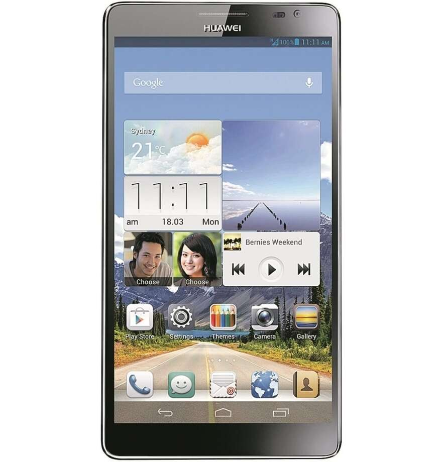 The Huawei Ascend Mate.