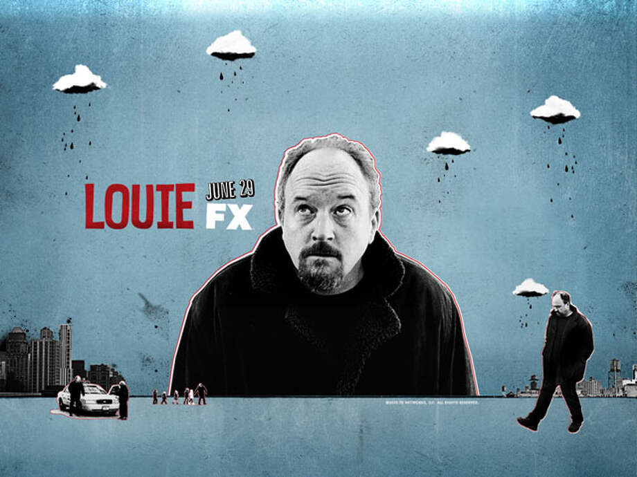 "Louis C.K.Nominee: Outstanding Lead Actor in a Comedy Series for ""Louie"""