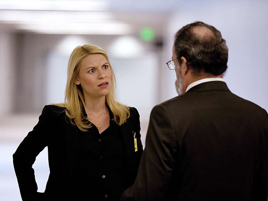 "Claire DanesNominee: Outstanding Lead Actress in a Drama Series, for ""Homeland"" Photo: Kent Smith/, SHOWTIME / ONLINE_YES"