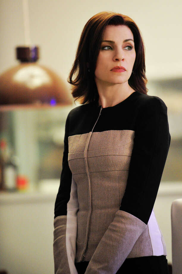 "Julianna MarguliesNominee: Outstanding Lead Actress in a Drama Series, for ""The Good Wife"" Photo: John Paul Filo, STR / �©2014 CBS Broadcasting, Inc. All Rights Reserved"