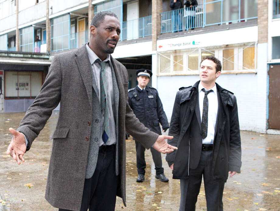 LutherNominee: Outstanding Miniseries / © BBC 2010