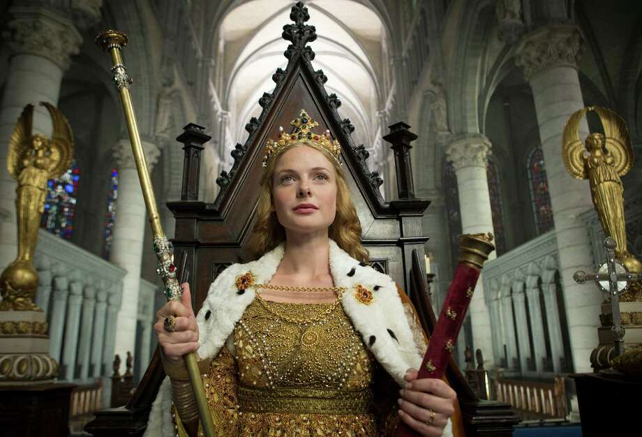 The White QueenNominee: Outstanding Miniseries Photo: Ed Miller / Starz