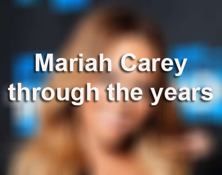 A look at pop superstar Mariah Carey through the years. / 2014 Shareif Ziyadat
