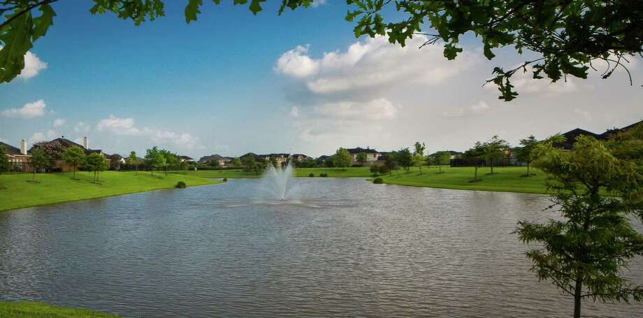 Lakes of Savannah by Friendswood Development Co. features new homes priced from the $170,000s to the $300,000s.