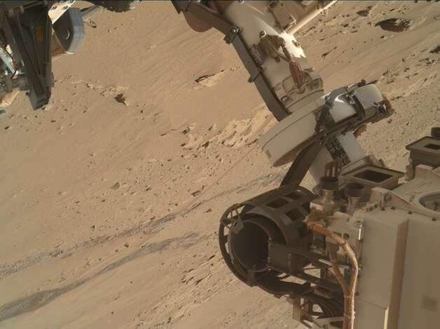curiosity rover landing date - photo #43