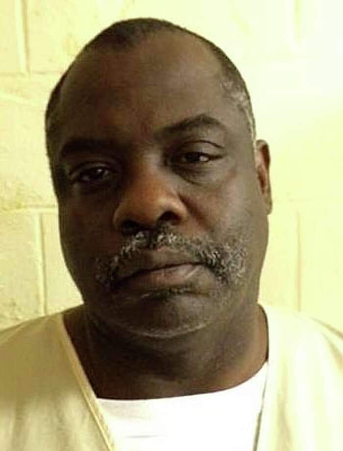 Victor Brown, 54, of Hartford, is charged with first-degree forgery and fifth-degree larceny for trying to cash forged business checks at a local bank, police said. Photo: Westport Police Department / Westport News